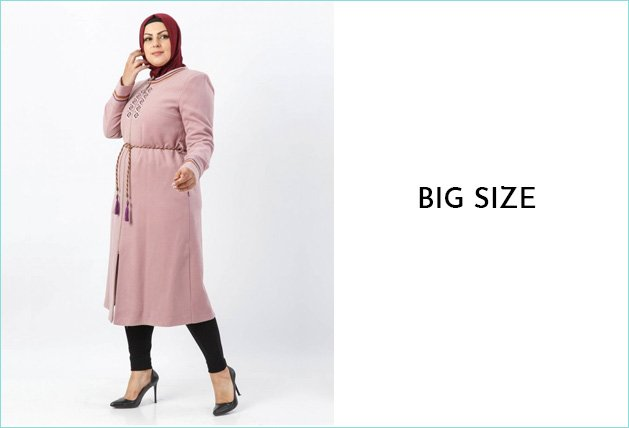 big size hijab style