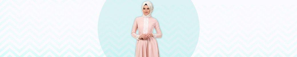 hijab styles dresses