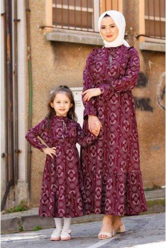 frills Detay Anne Dress