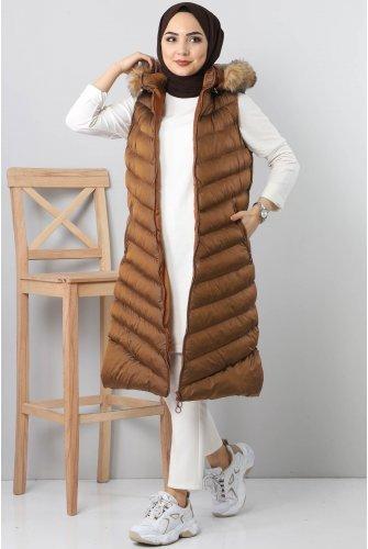 Hooded Inflatable Vest TSD0913 Taba