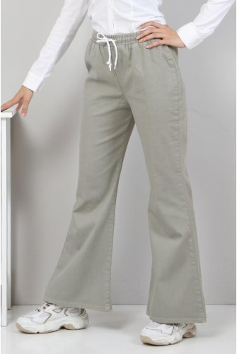 Spanish Trotter Jeans Pants TSD22014 Çağla Green