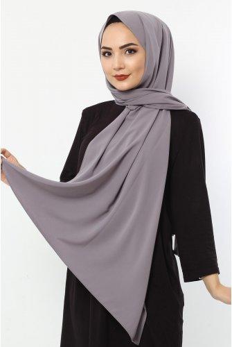 Almadina Silk Wrap S001 Grey