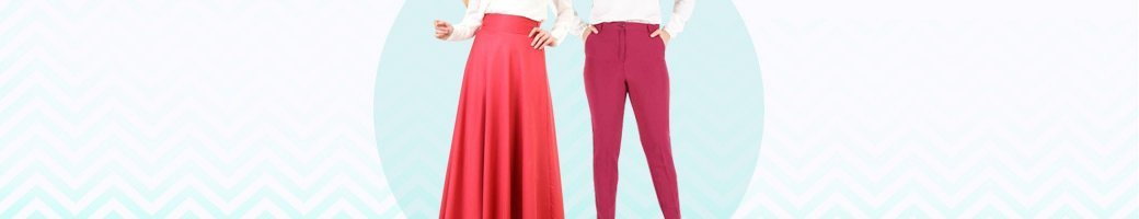 PLUS SIZE PANTS FOR WOMEN