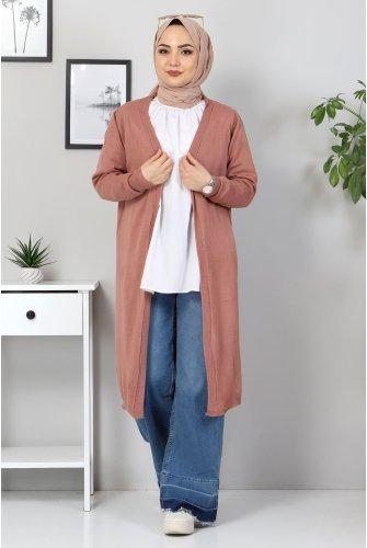 Knitwear Cardigan TSD5299 Rose Kurusu
