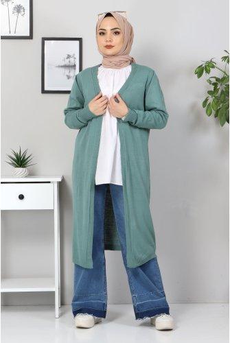 Knitwear Cardigan TSD5299 Mint Green