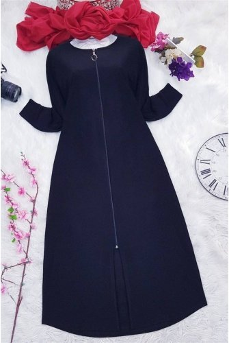 Zipped Abayas  -Laci