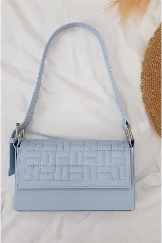 Box Kadın Bag -Blue