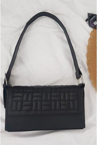 Box Kadın Bag -Black